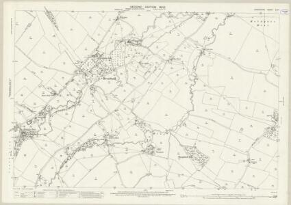 Shropshire LXV.1 (includes: Eaton Under Haywood; Holdgate; Munslow; Tugford) - 25 Inch Map