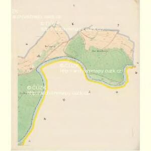 Pilsen (Plzen) - c5849-1-005 - Kaiserpflichtexemplar der Landkarten des stabilen Katasters