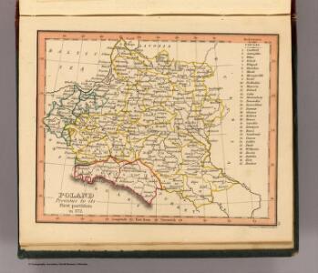 Poland, previous to 1772.