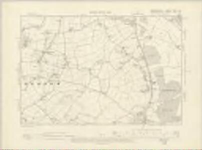 Warwickshire XXXVI.SE - OS Six-Inch Map