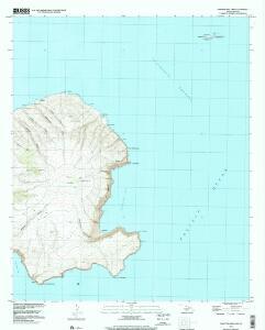 Kahoolawe East