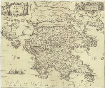 Peloponesvs sive Morea