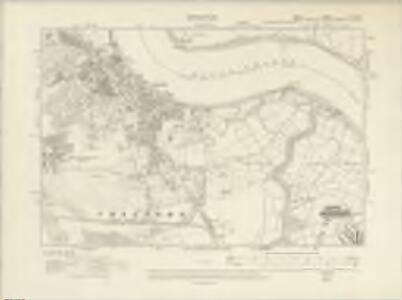 Kent III.SW - OS Six-Inch Map