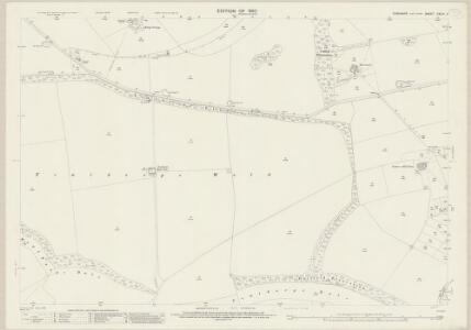 Yorkshire CXLIII.11 (includes: Fimber; Kirby Grindalythe; Sledmere) - 25 Inch Map