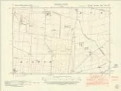 Yorkshire CXLV.NW - OS Six-Inch Map