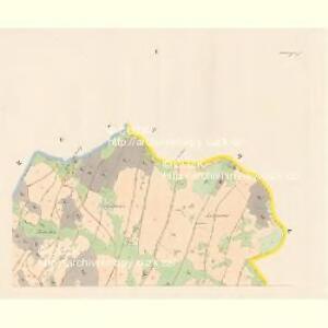 Sniežney - c7103-1-002 - Kaiserpflichtexemplar der Landkarten des stabilen Katasters
