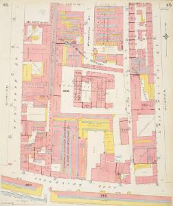 Insurance Plan of Glasgow Vol. III: sheet 45