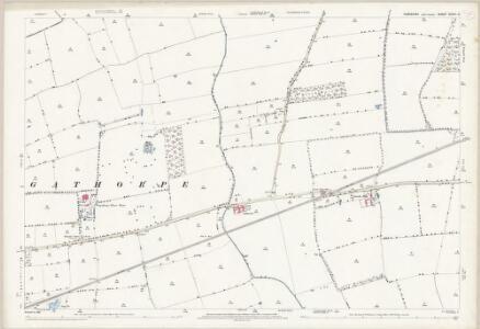 Yorkshire CCVIII.9 (includes: Foggathorpe; Seaton Ross) - 25 Inch Map