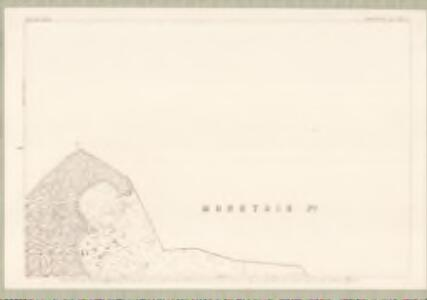 Perth and Clackmannan, Sheet LXXXV.6 (Methven) - OS 25 Inch map