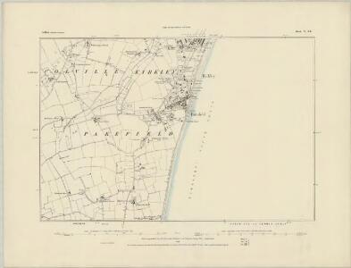 Suffolk X.SW - OS Six-Inch Map