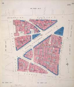 Insurance Plan of City of London Vol. I: sheet 13