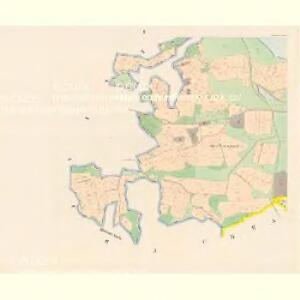 Smrkowetz (Smrkowec) - c7091-1-002 - Kaiserpflichtexemplar der Landkarten des stabilen Katasters