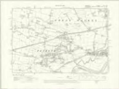 Cheshire XVI.NW - OS Six-Inch Map