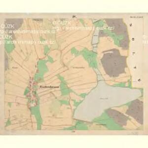 Guttenbrunn - c1165-1-004 - Kaiserpflichtexemplar der Landkarten des stabilen Katasters