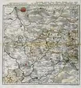 Pars prima continet partem marchion: Onoldin: palat: Sultzbac: Neoburg: episc: Aichstad: Reipubl: Nurimberg: et incertas regiones