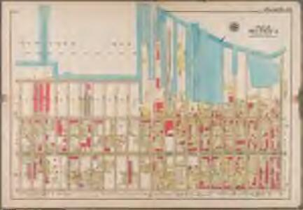 Plate 32: [Bounded by (New York Bay) Second Avenue, 28th Street, Third Avenue, Hamilton Avenue, Prospect Avenue, Fifth Avenue and 38th Street.]; Atlas of the borough of Brooklyn, city of New York: from actual surveys and official plans by George W. and Walter S. Bromley.