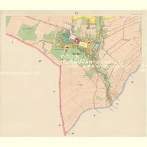 Rokitnitz (Rokitnice) - c6525-1-003 - Kaiserpflichtexemplar der Landkarten des stabilen Katasters