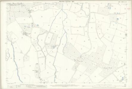 Kent LII.10 (includes: Marden) - 25 Inch Map