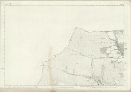 Denbighshire XXXVIII - OS Six-Inch Map