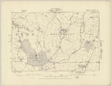 Derbyshire XLVIII.NW - OS Six-Inch Map