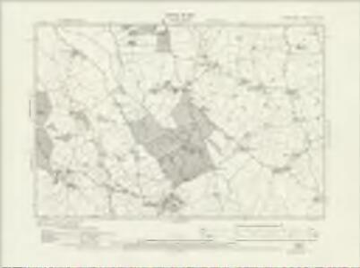 Shropshire XIV.SW - OS Six-Inch Map