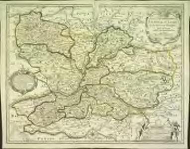 Le gouvernement general d'Anjou et le diocese d'Angers