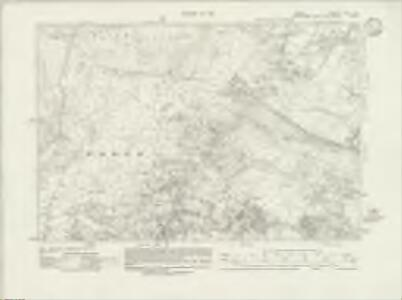 Dorset XLIV.NW - OS Six-Inch Map