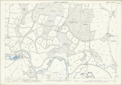Sussex XII.7 (includes: Loxwood; Rudgwick) - 25 Inch Map