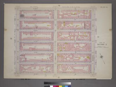 Plate 15, Part of Section 3: [Bounded by W. 32nd Street, Seventh Avenue, W. 26th Street and Ninth Avenue.]