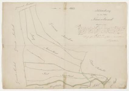 Gecombineerde polders Nieuwland en Leerbroek, gemeente Nieuwland en Leerbroek.