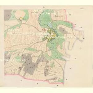 Srb (Srby) - c7202-1-003 - Kaiserpflichtexemplar der Landkarten des stabilen Katasters