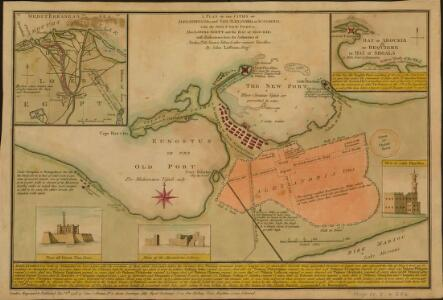 A plan of the cities of Alexandria