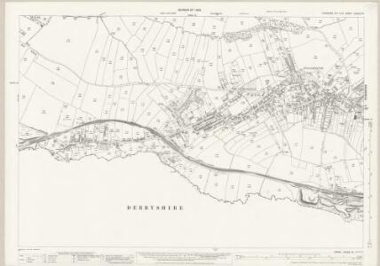 Yorkshire CCXCV.14 (includes: Beighton; Sheffield) - 25 Inch Map