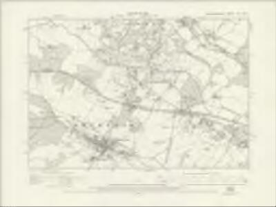 Buckinghamshire XLIII.NW - OS Six-Inch Map