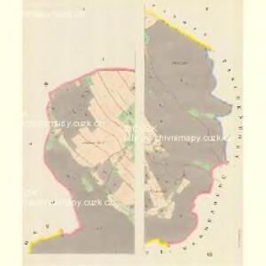 Gross Hermsdorf (Welka Heřmanka) - m0696-1-001 - Kaiserpflichtexemplar der Landkarten des stabilen Katasters