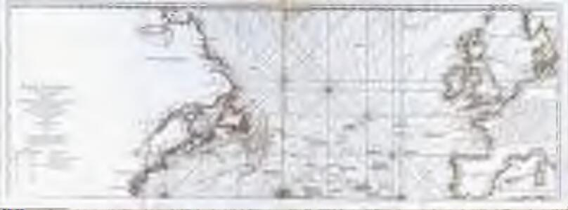 Océan atlantique et mers adjacentes, 1
