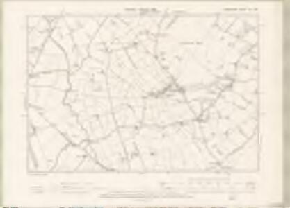 Lanarkshire Sheet XX.SW - OS 6 Inch map