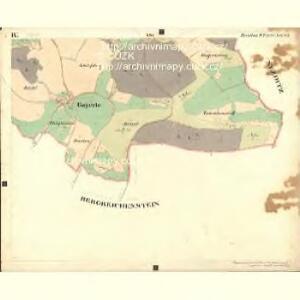Rindlau - c9475-1-004 - Kaiserpflichtexemplar der Landkarten des stabilen Katasters
