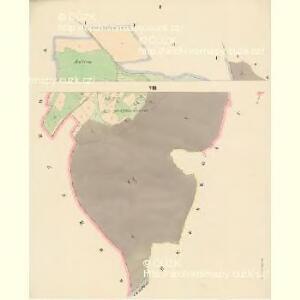 Bieschin (Běssiny) - c0213-1-001 - Kaiserpflichtexemplar der Landkarten des stabilen Katasters