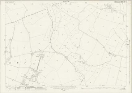 Essex (New Series 1913-) n XII.12 (includes: Clavering; Langley; Meesden) - 25 Inch Map