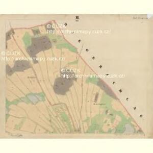 Brunn - c7515-1-002 - Kaiserpflichtexemplar der Landkarten des stabilen Katasters