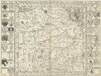 Ein kurze Beschreibung des ganzen Fürstenthumbs Obern und Nidern Bayrn sambt den anstossenden Lendern.