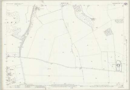 Bedfordshire XXX.1 (includes: Barton in The Clay; Streatley) - 25 Inch Map