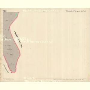 Klentsch - c3143-1-013 - Kaiserpflichtexemplar der Landkarten des stabilen Katasters