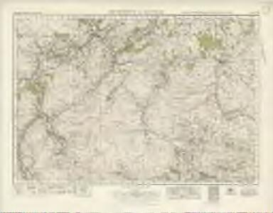 Dufftown  & Huntly (39) - OS One-Inch map