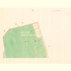 Dwarozna Lhotta - m3176-1-002 - Kaiserpflichtexemplar der Landkarten des stabilen Katasters