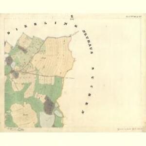 Motten - c4532-1-002 - Kaiserpflichtexemplar der Landkarten des stabilen Katasters