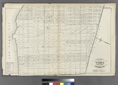 Plate 18: Bounded by 40th Street, Eighth Avenue, 48th Street, Seventh Street (New Utrecht), Seventh Avenue, 59th Street and (New York Bay) First Avenue.