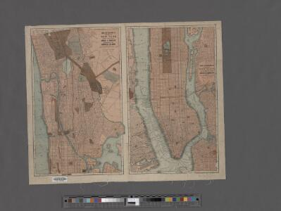 TheHome Life Publishing Co.' s map of the City of New York.