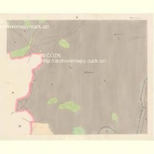 Tiergarten - c5353-1-005 - Kaiserpflichtexemplar der Landkarten des stabilen Katasters